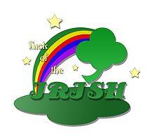 Luck Of The Irish by regidesigns