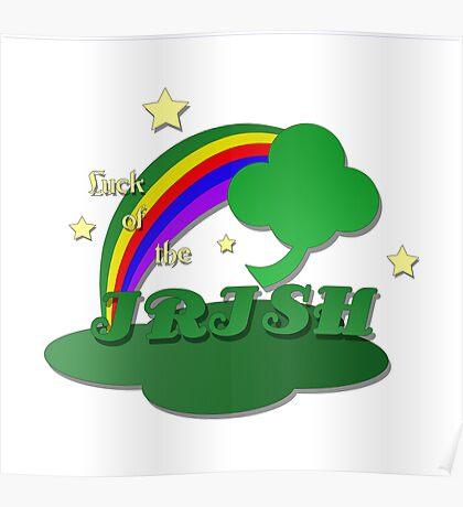 Luck Of The Irish Poster