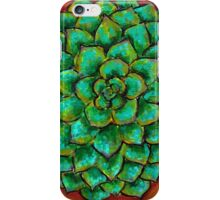 Succulent Mandala iPhone Case/Skin