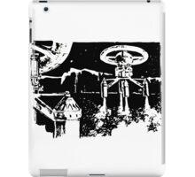lunar station iPad Case/Skin