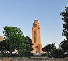 Nebraska State Capitol  by PJS15204