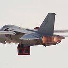 F-111 Afterburner Takeoff by Daniel McIntosh