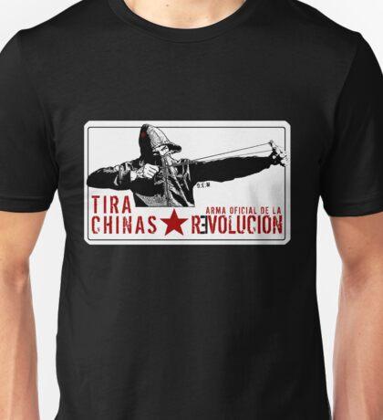 Tirachinas Unisex T-Shirt