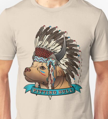 Pitting Bull Unisex T-Shirt