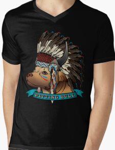 Pitting Bull Mens V-Neck T-Shirt