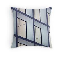 J. P. Getty Museum Window Throw Pillow