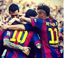 FC Barcelona by Enriic7