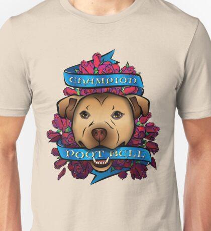 Champion Poot Bull Unisex T-Shirt