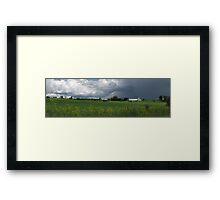 Fleamarket Framed Print