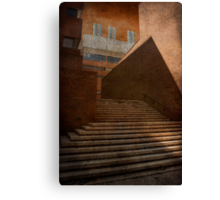 Higher Learning  Canvas Print