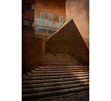 Higher Learning  Photographic Print