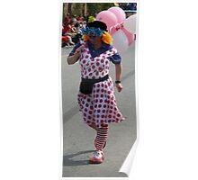 Clowning Around Poster