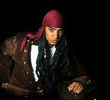 Captain Jacob (Jack) McLaren by Samuel Vega