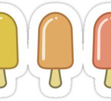 Popsicle Gradient Sticker