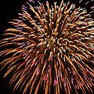 Wakefield Fireworks #3 by AuntieJ