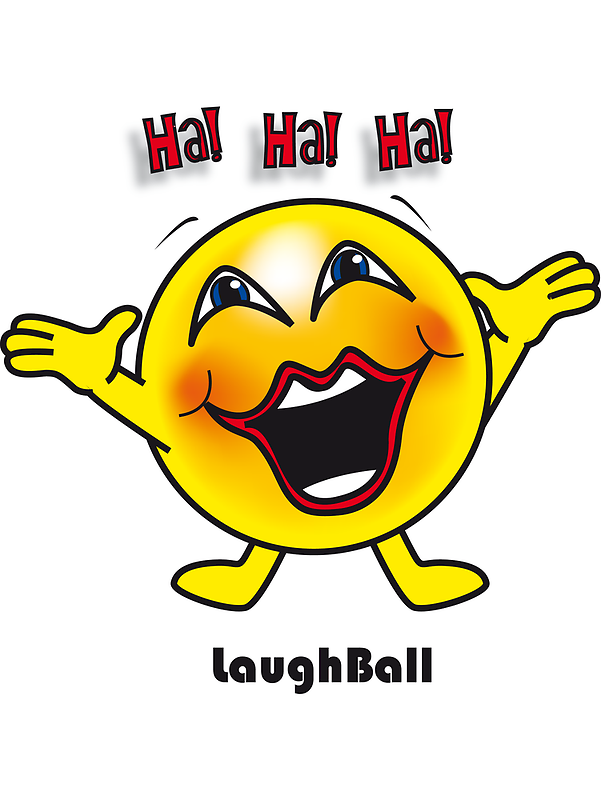 Laugh Ball by brendonm