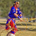 Hoop Dancer by Albert Crawford