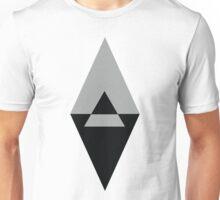 Diamond and Triangle Unisex T-Shirt