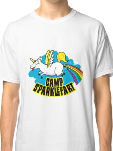 Camp Sparklefart!  Classic T-Shirt