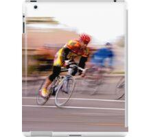 One Lap to Go! iPad Case/Skin