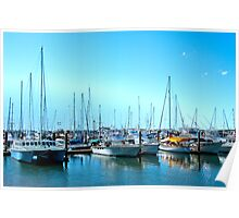 Cairns Harbor Poster