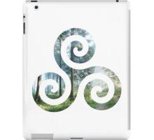 Forest Triskele iPad Case/Skin