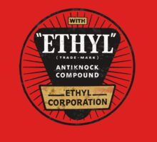 Ethyl logo • old patina by PETER CULLEY