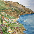 Amalfi Coast in Italy by BonnieSue