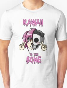 Kawaii to the bone Unisex T-Shirt