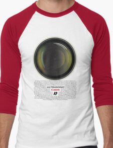 Canon Ultrasonic Men's Baseball ¾ T-Shirt