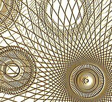 Golden Weave by chrissco