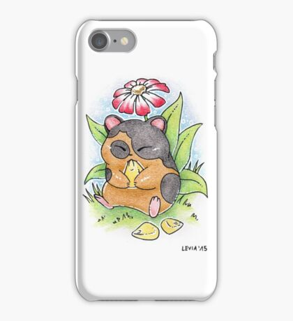Hamster ACEO iPhone Case/Skin