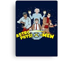 AstrophysiX-Men Canvas Print