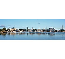 The Old Port Adelaide Photographic Print