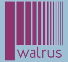 Walrus Fucsia Doppler Kids Clothes
