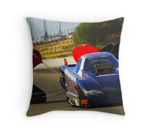 drags Throw Pillow