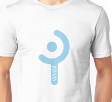 White Mage iconographic - Final Fantasy XIV Unisex T-Shirt