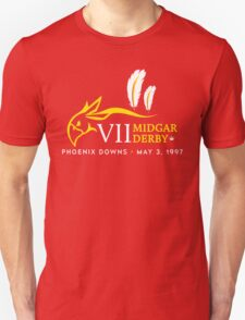 Midgar Derby T-Shirt