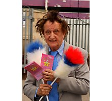 Ken Dodd Photographic Print