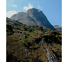 Mt Mulanje Photographic Print