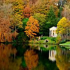 Stourhead in Autumn  by Gary Heald LRPS