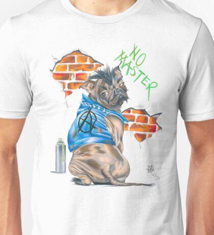 No Master Unisex T-Shirt