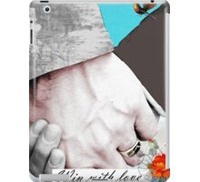 Win with Love iPad Case/Skin