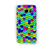 Multi-colored Sequins Seamless Pattern Samsung Galaxy Case/Skin