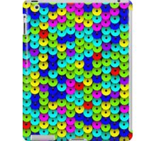 Multi-colored Sequins Seamless Pattern iPad Case/Skin