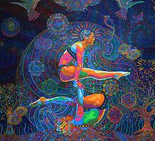 Prana Flow digital - 2015 by karmym
