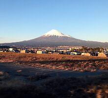 Mount Fuji, December 2014 : Photo Friday at meauxtaku.com by merimeaux
