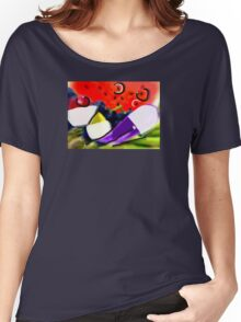 Fruit And Vegetable Women's Relaxed Fit T-Shirt