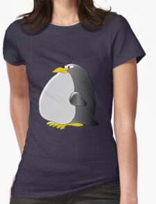 Fat Penguin Womens Fitted T-Shirt
