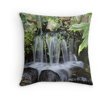 Small Falls Throw Pillow